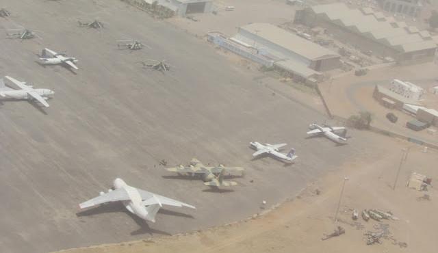 How to stop the Antonovs?